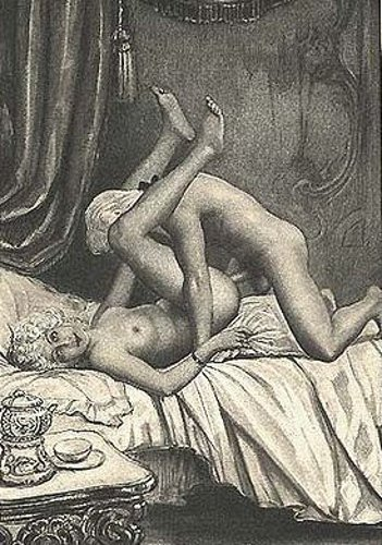 Fanny Hill 3 - Charles Plucks Fanny's Virgin Flower