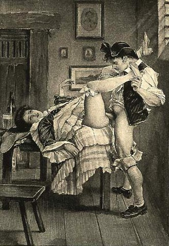 Fanny Hill 8 - Fanny And The Sailor