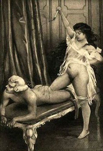 Fanny Hill 9 - Fanny Whips Mr. Barville