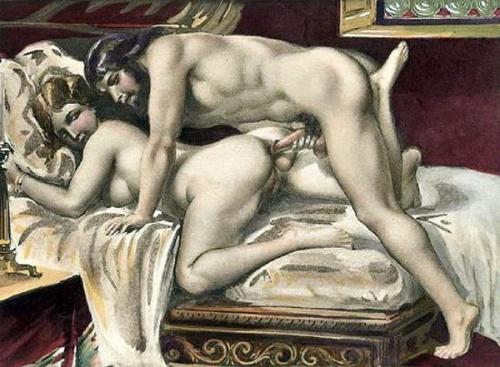 Les Sonnetts Luxurieux de Pietro Aretino 1