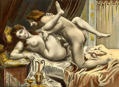 Les Sonnetts Luxurieux de Pietro Aretino 2