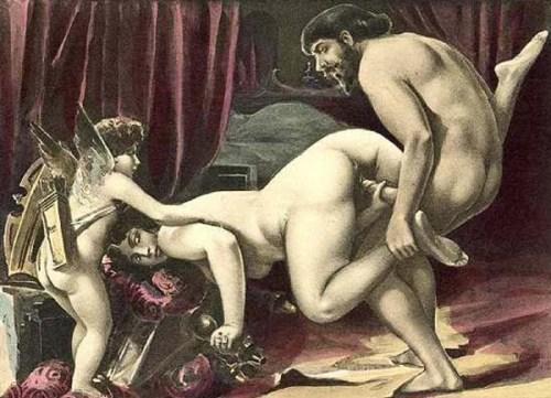Les Sonnetts Luxurieux de Pietro Aretino 3