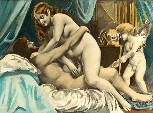 Les Sonnetts Luxurieux de Pietro Aretino 4