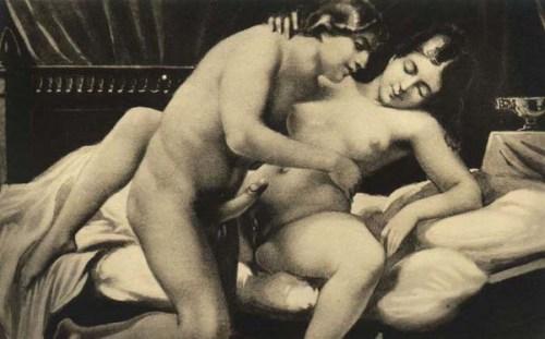 Les Sonnetts Luxurieux de Pietro Aretino 7
