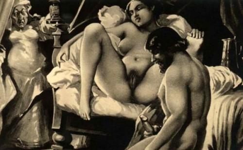 Les Sonnetts Luxurieux de Pietro Aretino 9