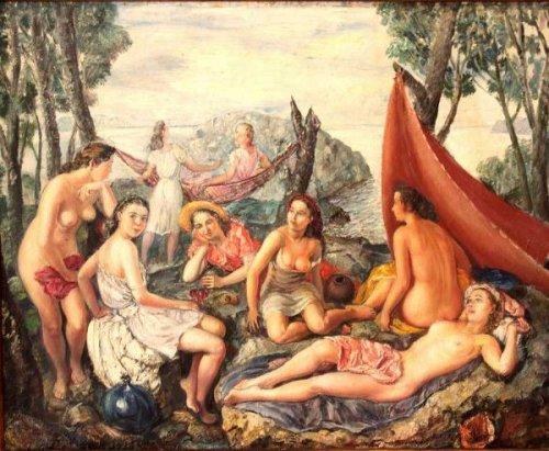 Musas del Mar Gomero