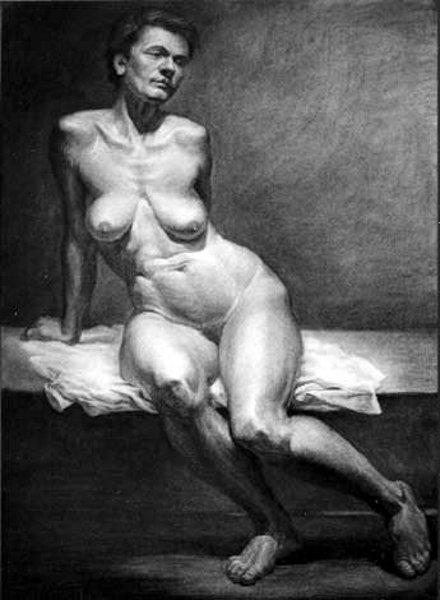 Catherine millet naked