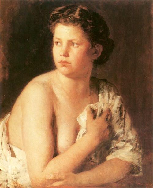 Semi Nude Female