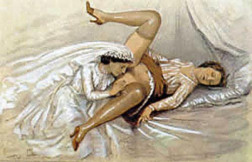 Интимные фантазии женщин
