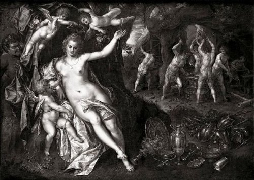 Venus In The Forge Of Vulcan