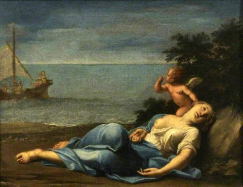 Armida Abandoned By Rinaldo