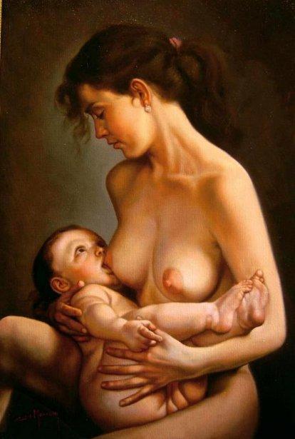 Ciro Morrone - maternità