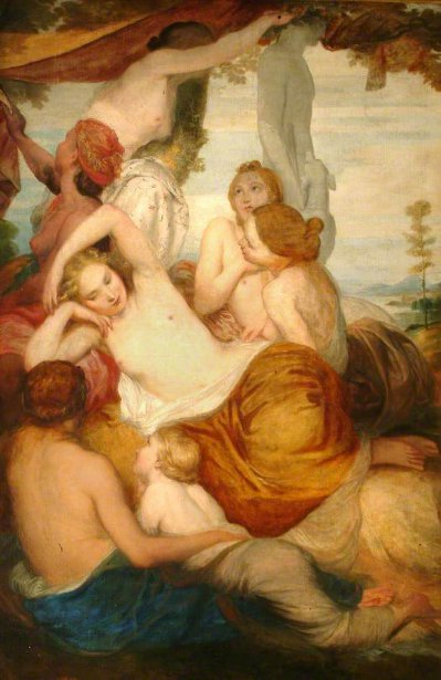 Diana's Nymphs