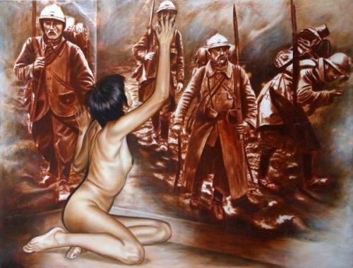 La femme du soldat inconnu
