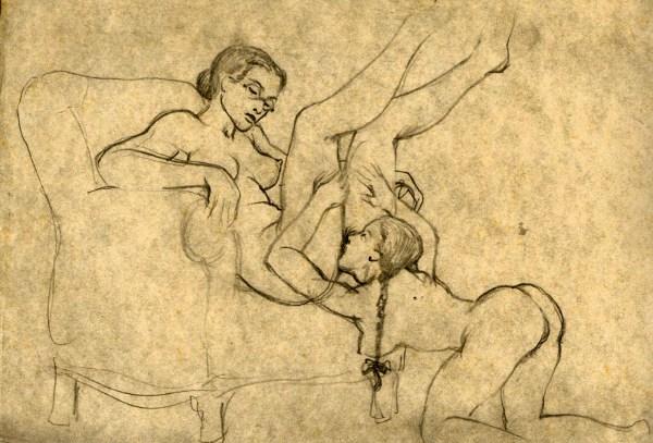 галереи сексуальных порно рисунков