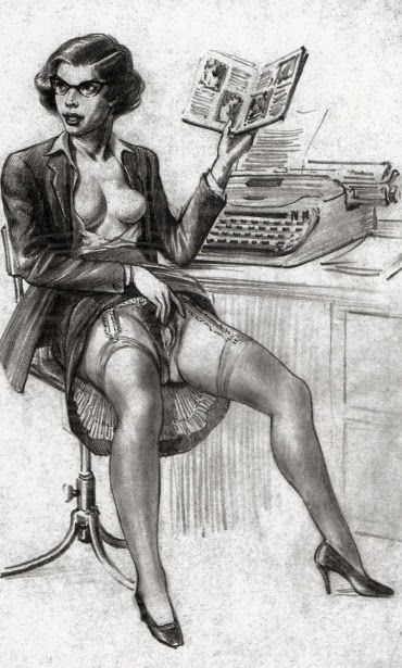 The New Secretary