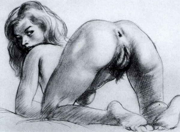 This rather Pencil drawing hairy xxx girls agree