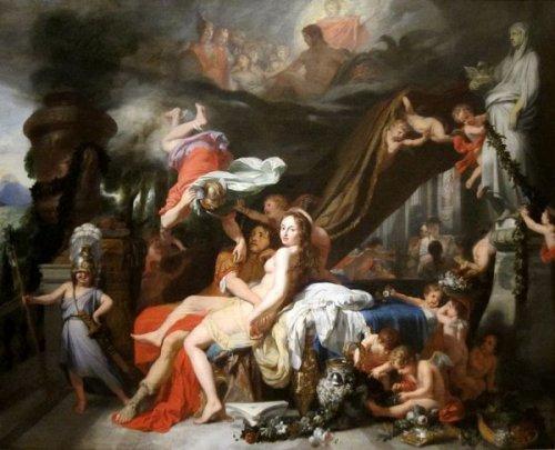 Hermes Ordering Calypso To Release Odysseus (1670)