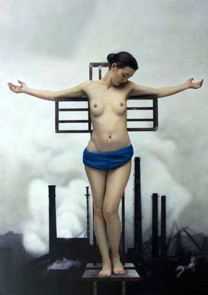Industrial Crucifixion