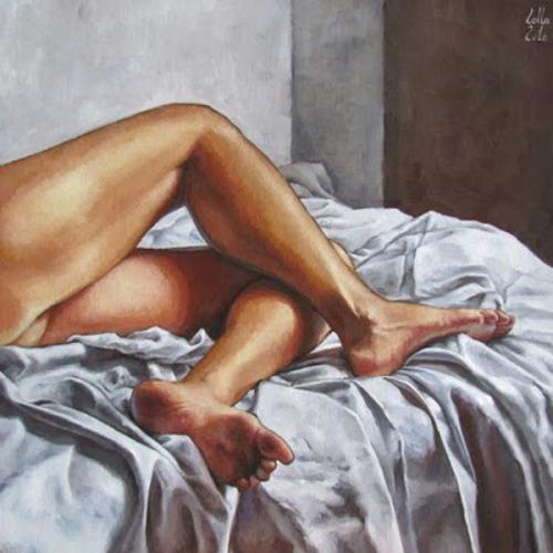 Le gambe - Grande metopa