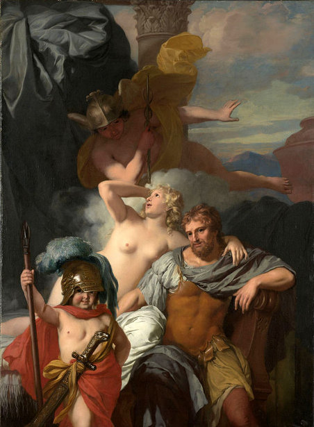 Mercury Orders Calypso To Let Go Odysseus