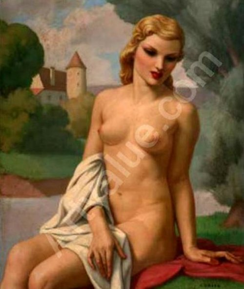 Nude In The Country