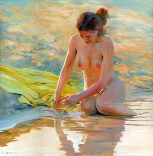 Nude Morning