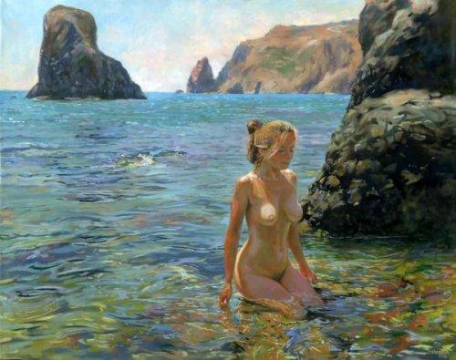 Sun, Sea, Girl