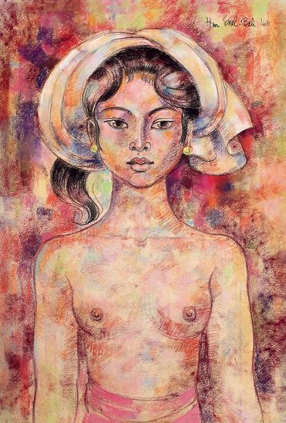 Balinese Maiden