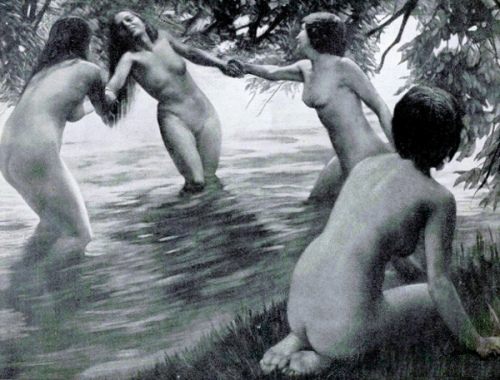 Bathing Girls 2