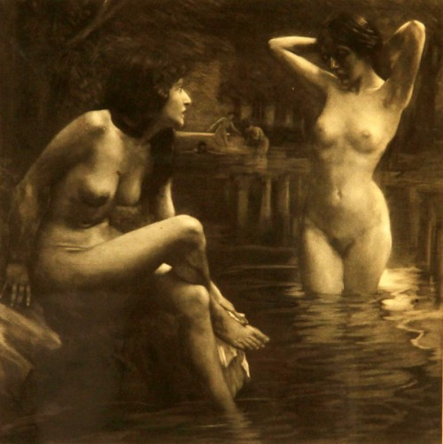 Bathing Girls 3