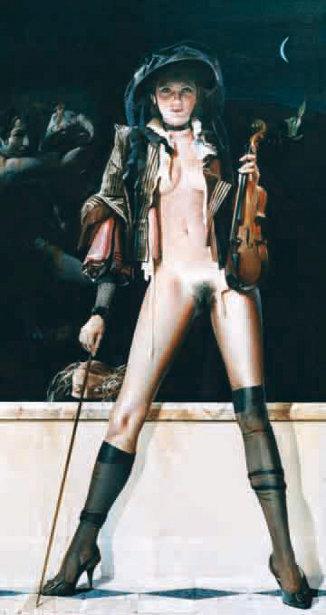 L'amante di Paganini (1997)