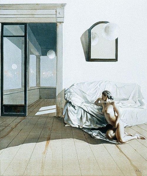 Le stanze bianche - Le tre luci