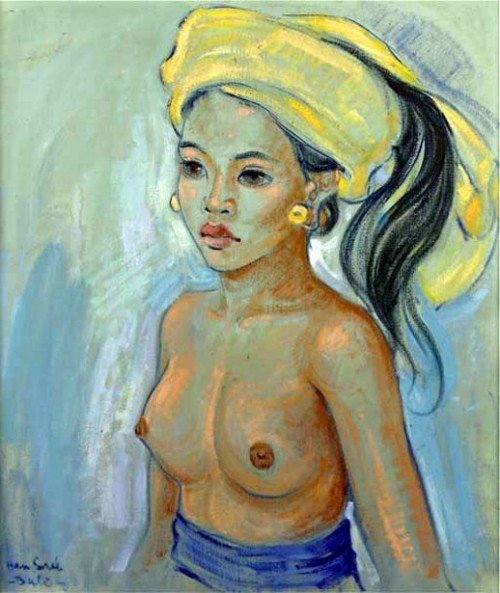 Made Siti, The Artist's Wife