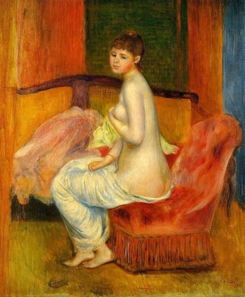 Seated Nude - At East