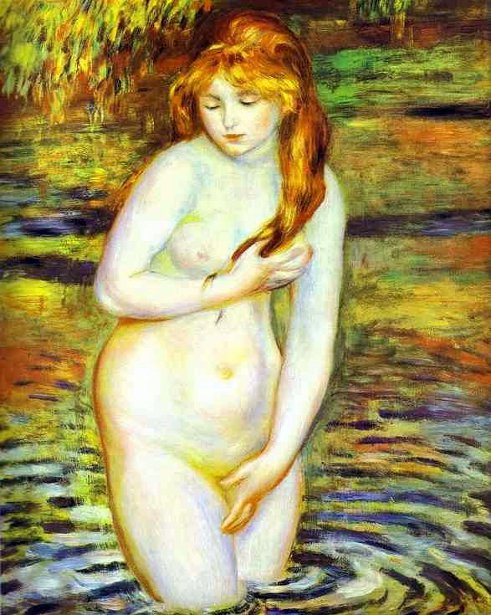The Bather - After The Bath