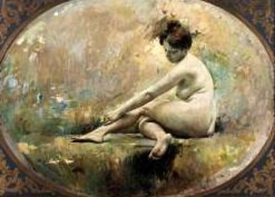 The Nude Girl
