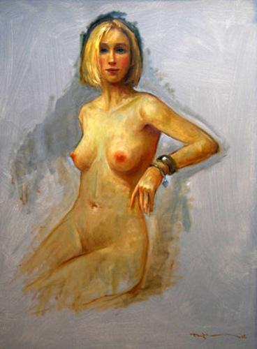 Romantic Nude Study