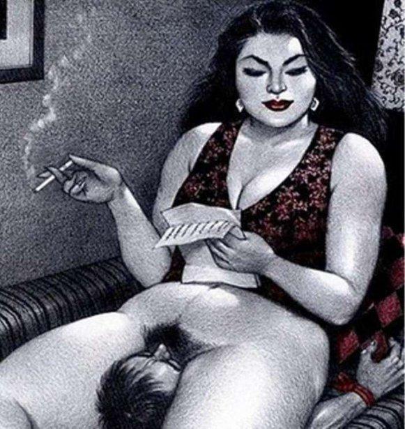 фото женское доминирование сидит на лице бесплатно
