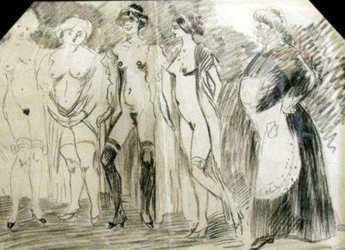 Les Nudes
