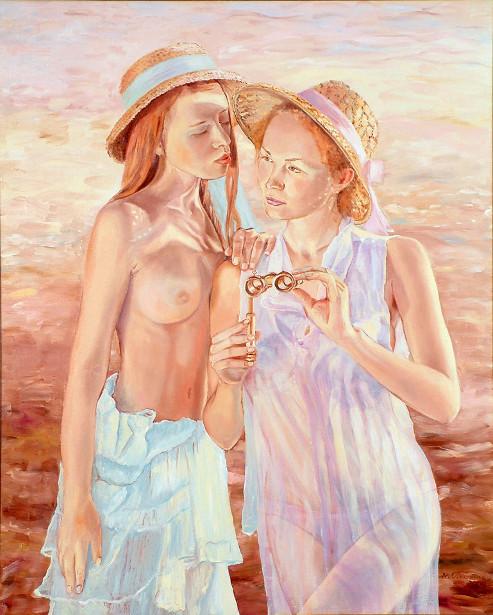 Little Summer Gossips