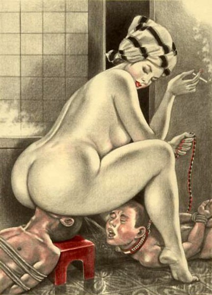 нарисованный секс comedy woman