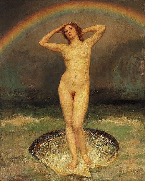 Venus Anadyomene (Venus Rising From The Sea)