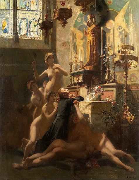 A Prayer Against The Temptations
