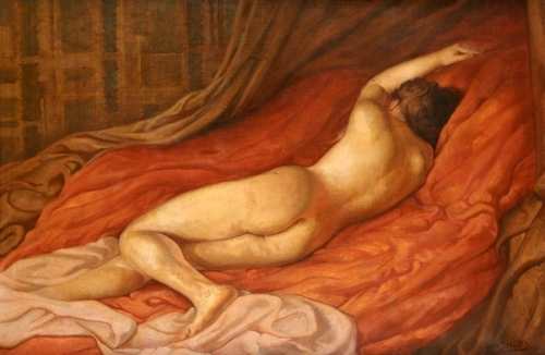 Jean Delville 1867-1953 -  (1)