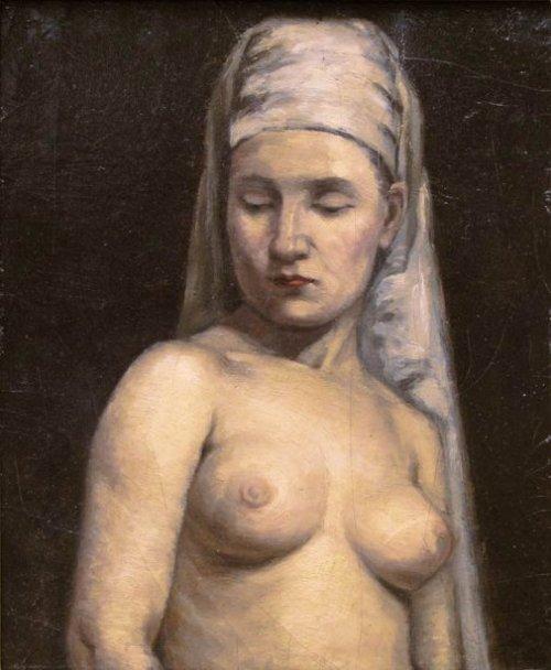 Jeune femme orientale à Tanger