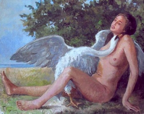 Leda e il cigno (Leda And The Swan)
