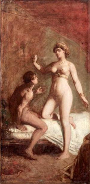 Messaline dans un vénerium