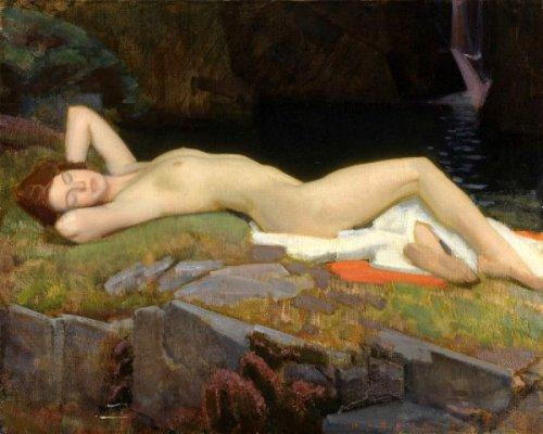Nicole Sleeping