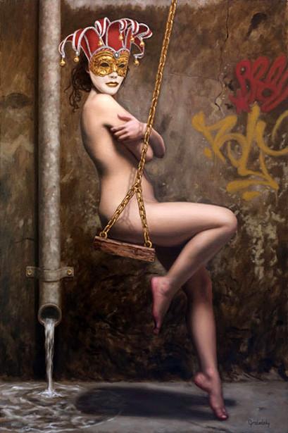 Alleyway Masquerade